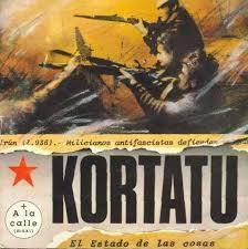 Portada del disco de Kortatu